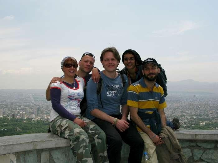 Rondleiding door Teheran