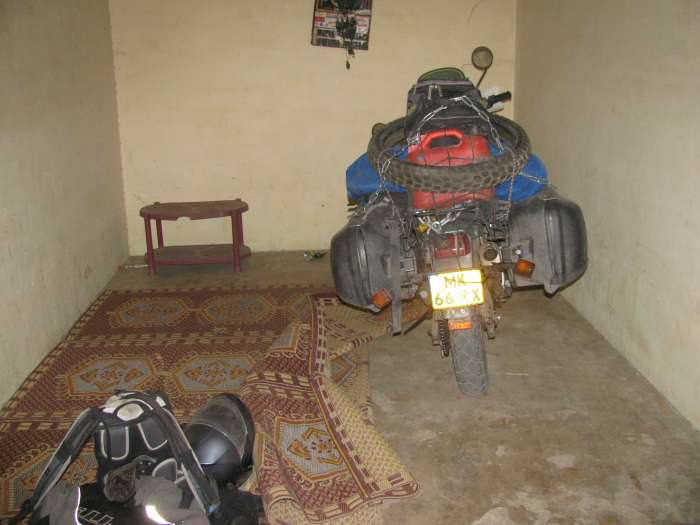 De garagebox