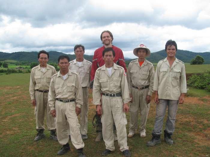 UXO Laos